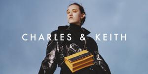 CHARLES & KEITH チャールズ&キース